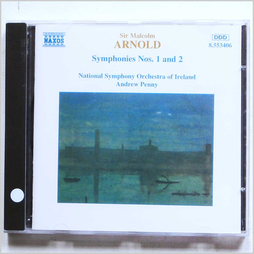 Andrew Penny - Malcolm Arnold: Symphonies Nos. 1 and 2 (730099440622)