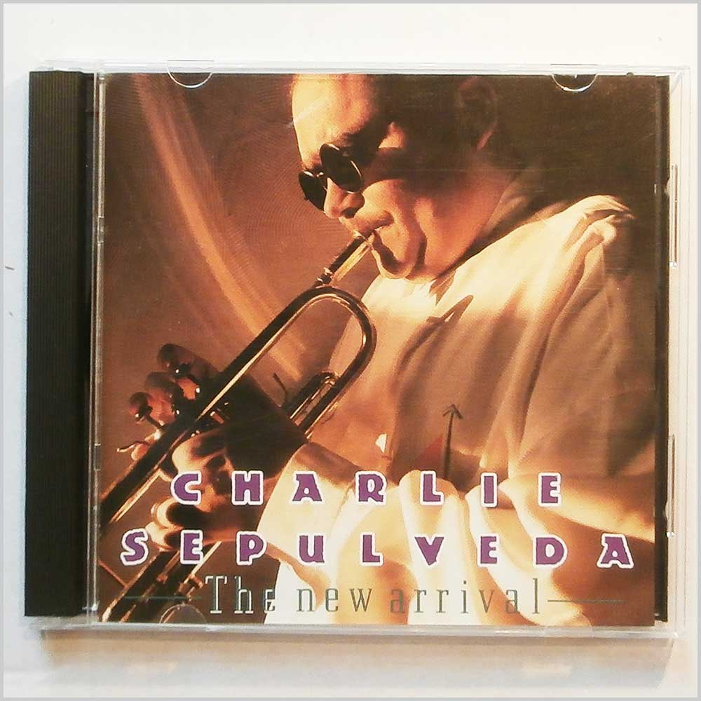 Charlie Sepulveda - The New Arrival (731451005626)