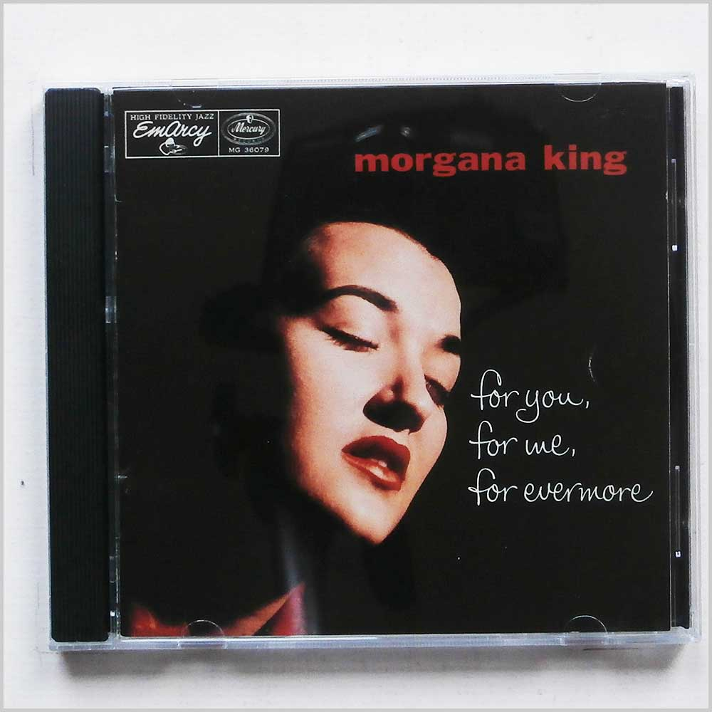Morgana King - For You, For Me, For Evermore (731451407727)