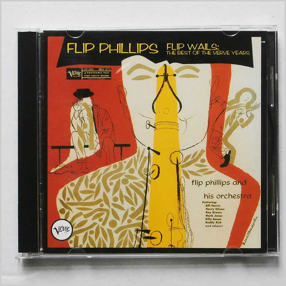 Flip Phillips - Flip Wails: The Best of the Verve Years (731452164520)