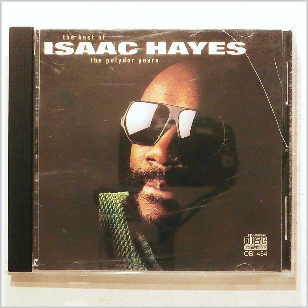 Isaac Hayes - The Best Of Isaac Hayes, The Polydor Years (731452948724)