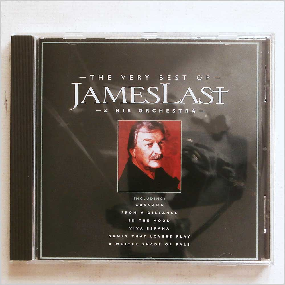 James Last  - The Very Best Of James Last and His Orchestra (731452955623)