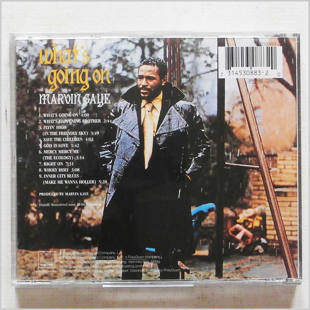 Marvin Gaye - What's Going On (731453088320)