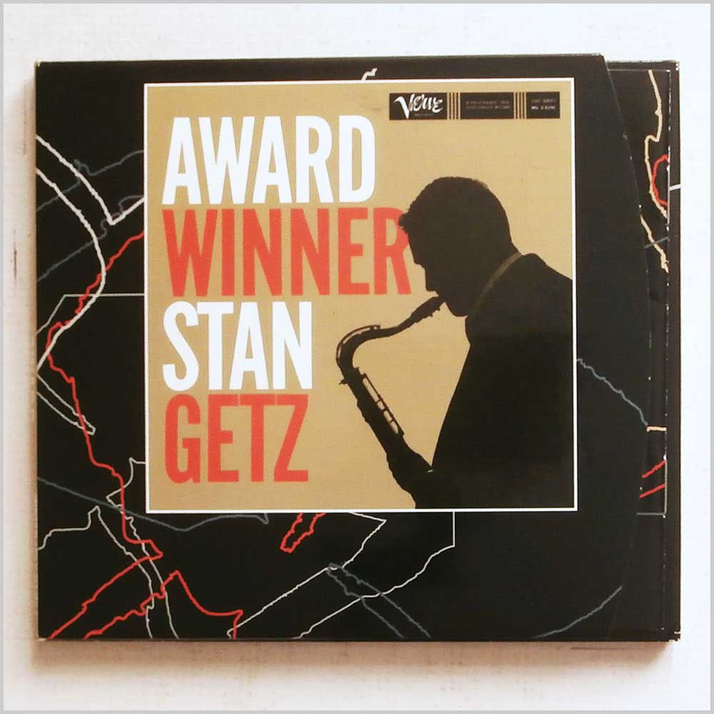 Stan Getz - Award Winner (731454332026)