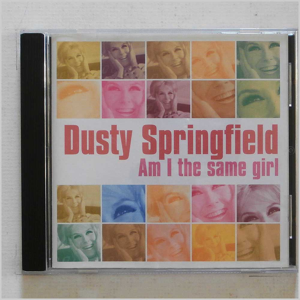 Dusty Springfield - Am I The Same Girl (731455209327)