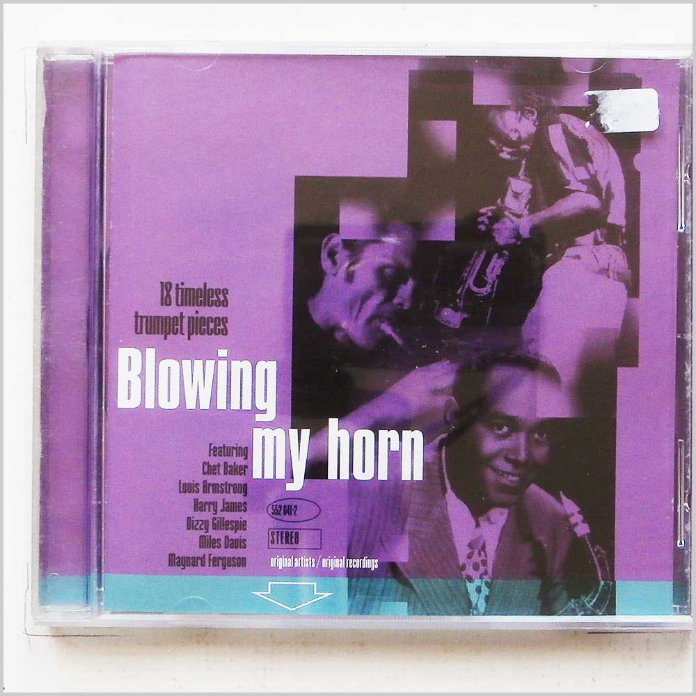 Various - Blowing My Horn (18 Timeless Trumpet Pieces) (731455264128)