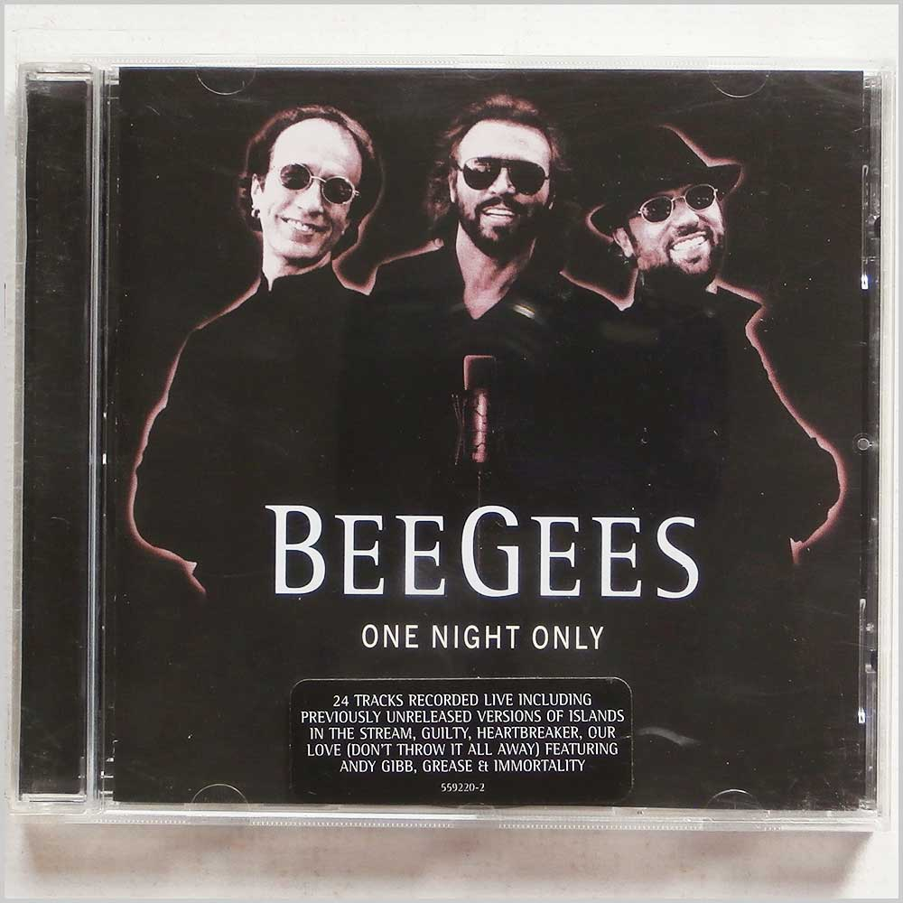Bee Gees - One Night Only (731455922028)