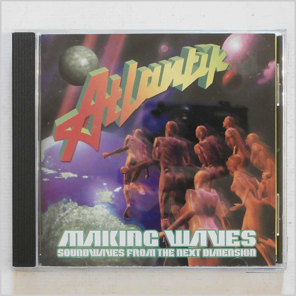 Atlantik - Making Waves: Soundwaves From The Next Dimension (740048017560)