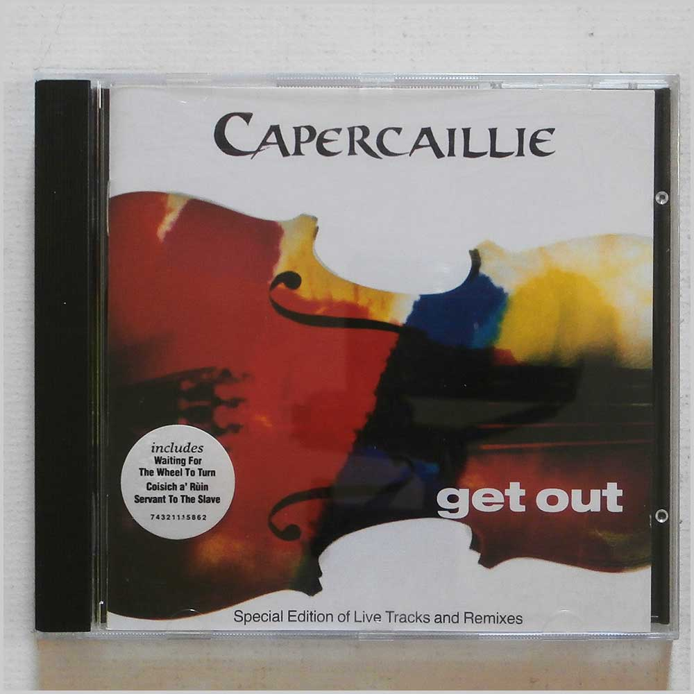 Capercaillie - Get Out (743211158626)