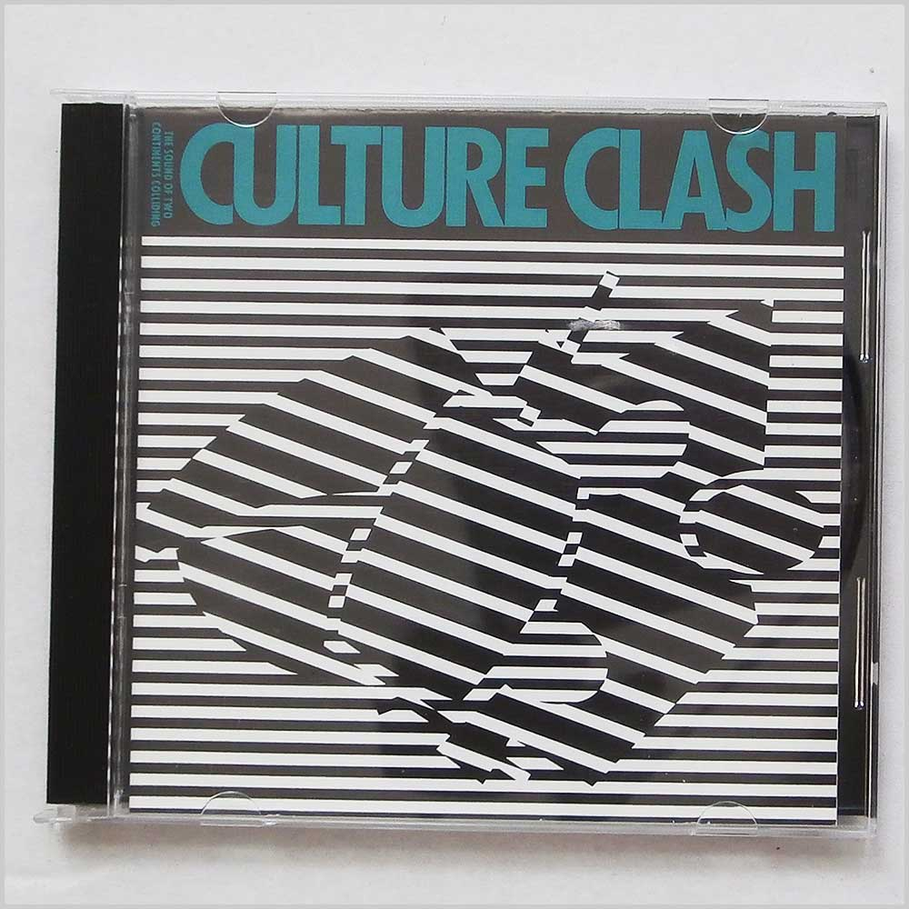 Various - Culture Clash: The Sound of Two Continents Colliding (743211587723)