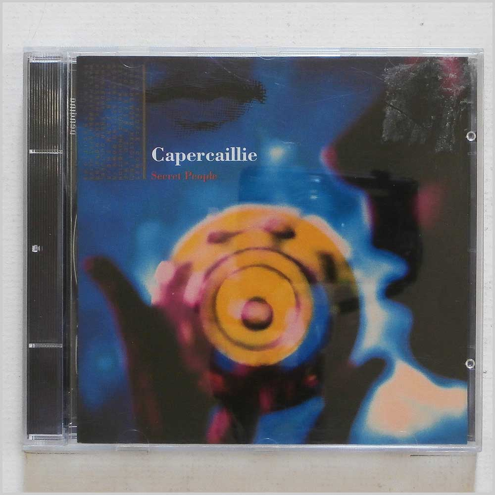 Capercaillie - Secret People (743211627429)