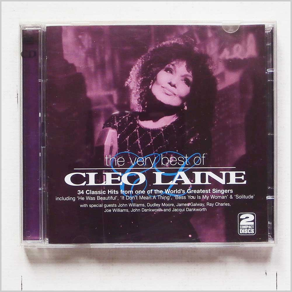Cleo Laine - The Very Best of Cleo Laine (743214321522)