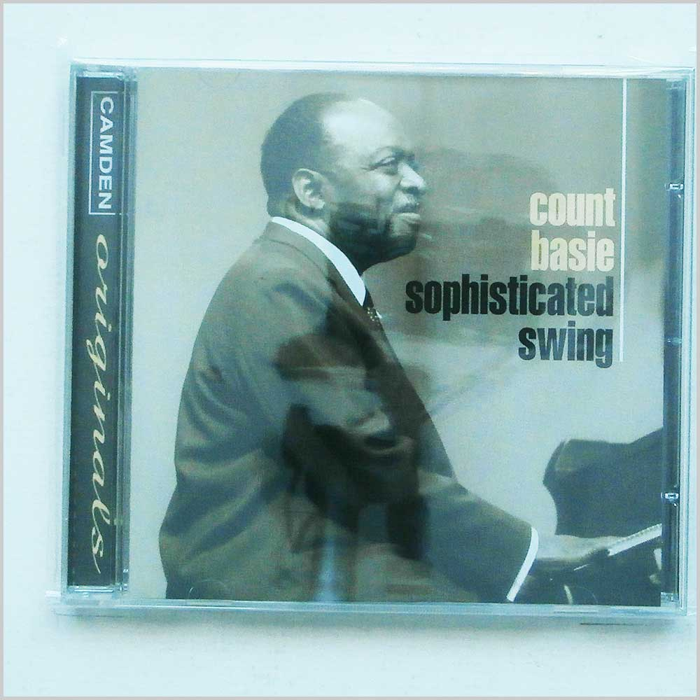Count Basie - Sophisticated Swing (743214519028)