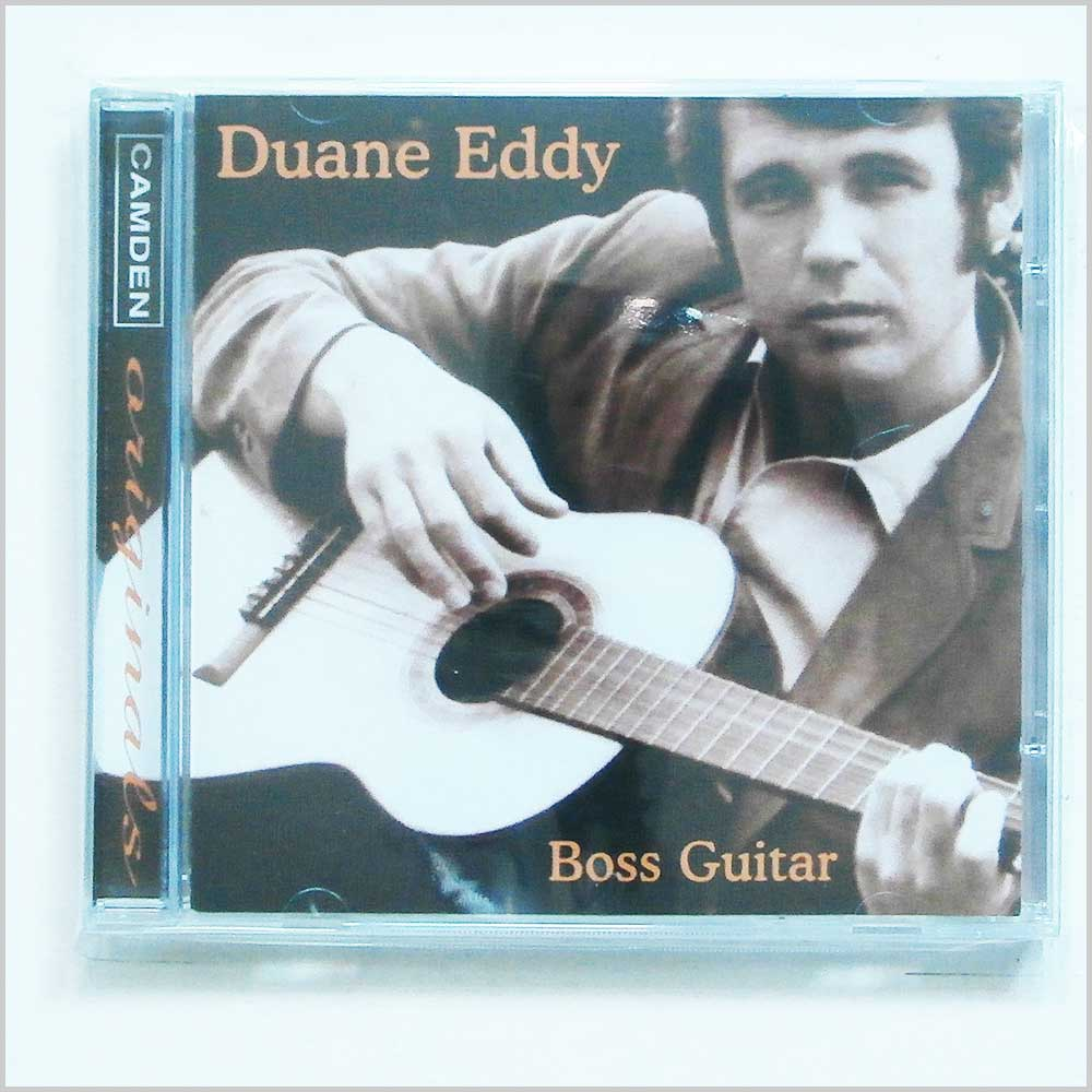 Duane Eddy - Boss Guitar (743215119821)