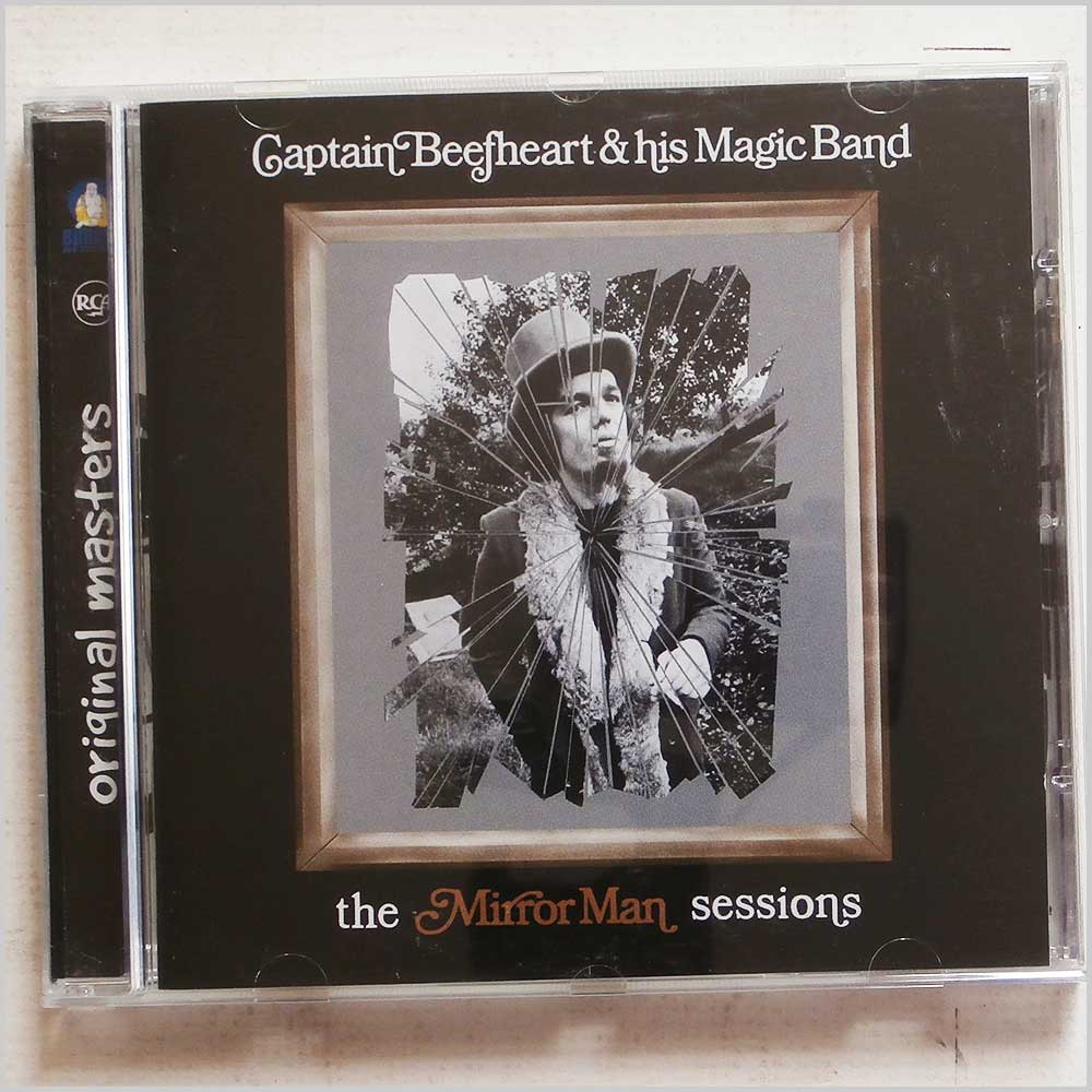 Captain Beefheart and His Magic Band - The Mirror Man Sessions (743216917426)