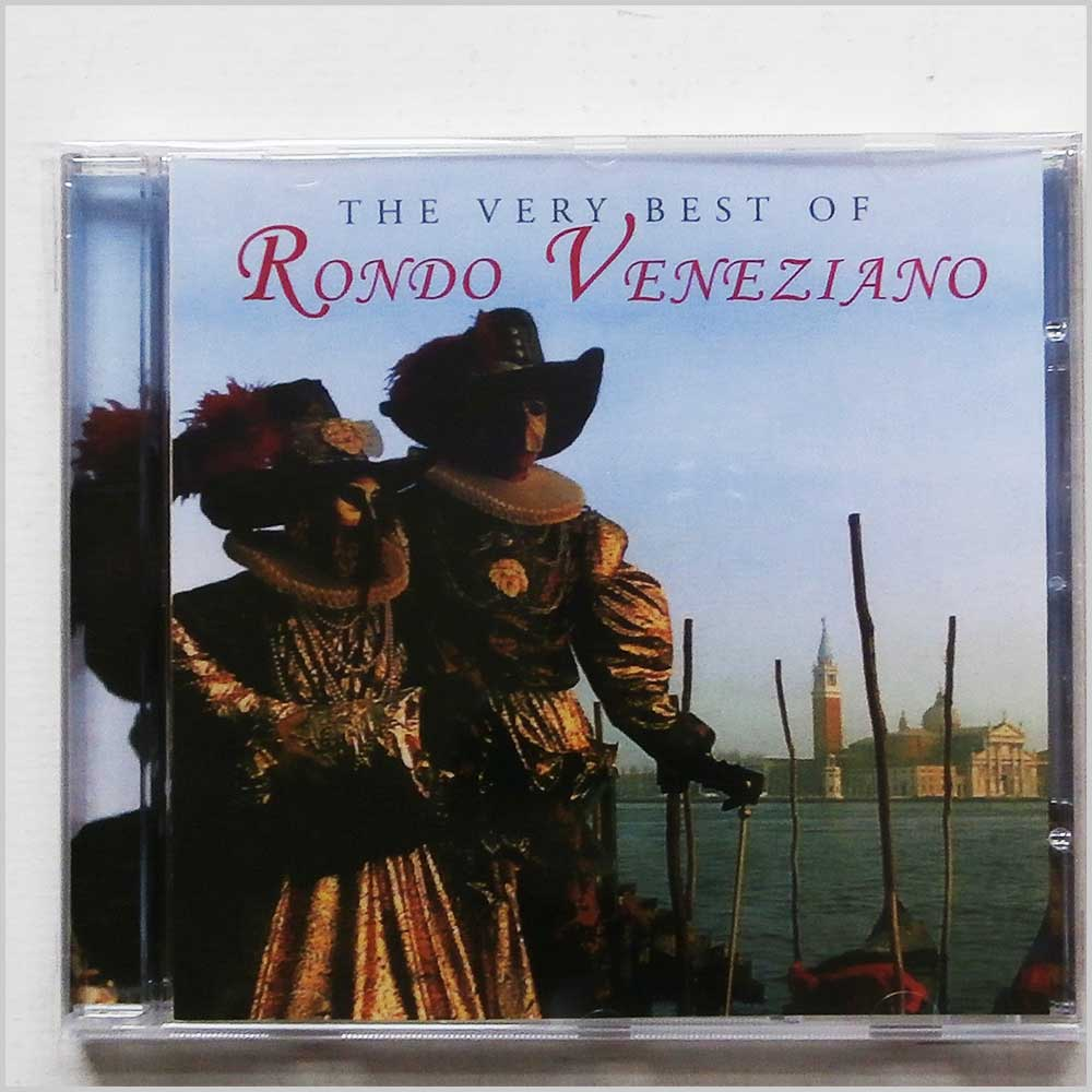 Rondo Veneziano - The Very Best of Rondo Veneziano (743217525828)