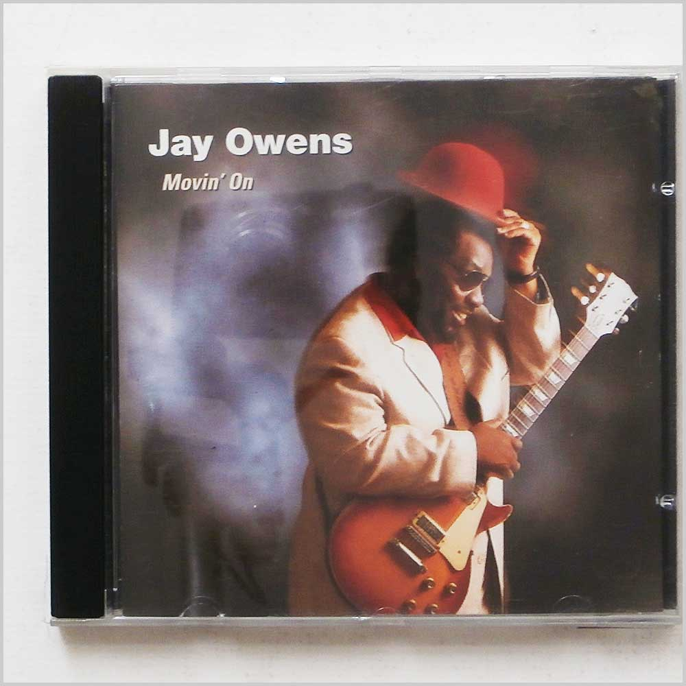 Jay Owens - Movin On (745099906122)