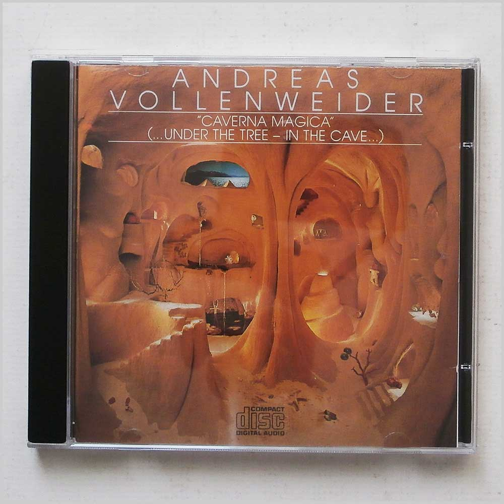 Andreas Vollenweider - Caverna Magical (74643782722)