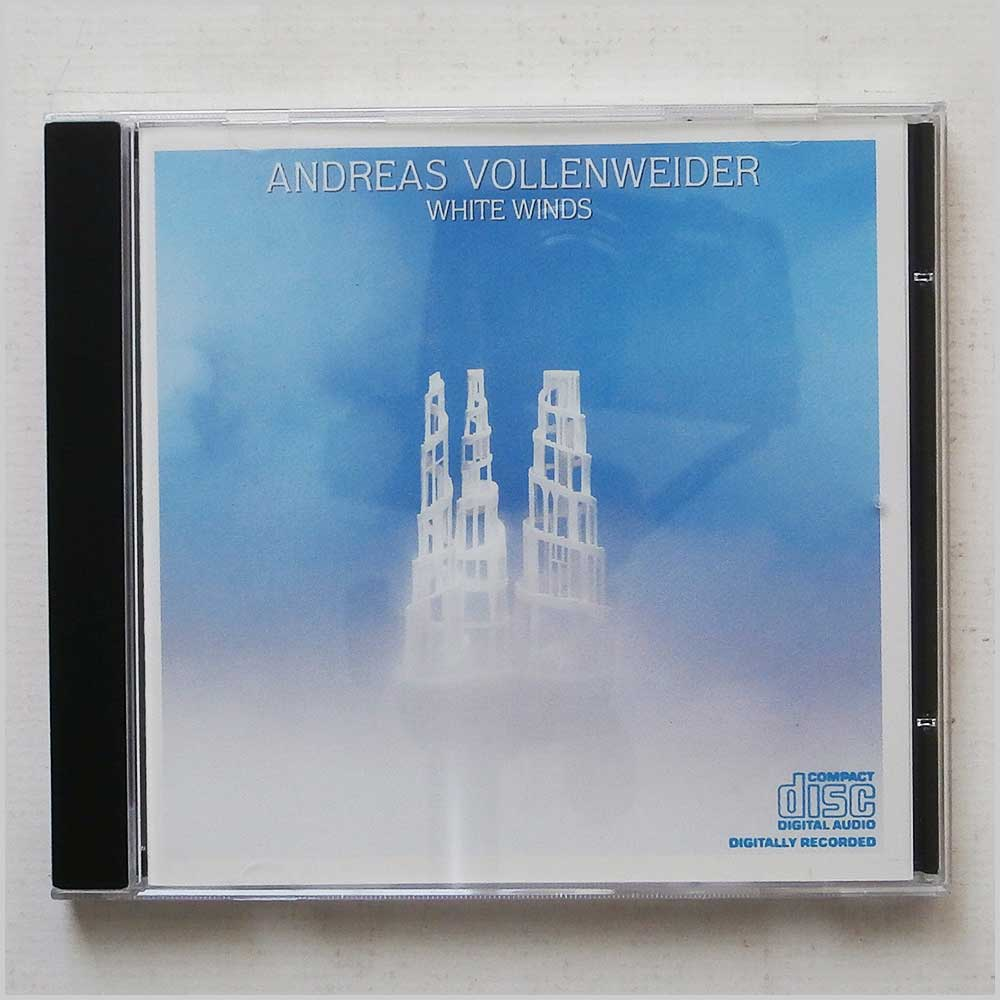 Andreas Vollenweider - White Winds (74643996327)