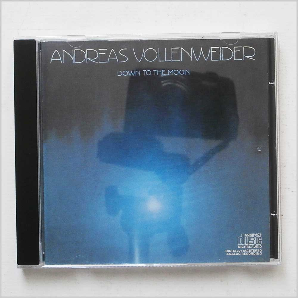 Andreas Vollenweider - Down to the Moon (74644225525)