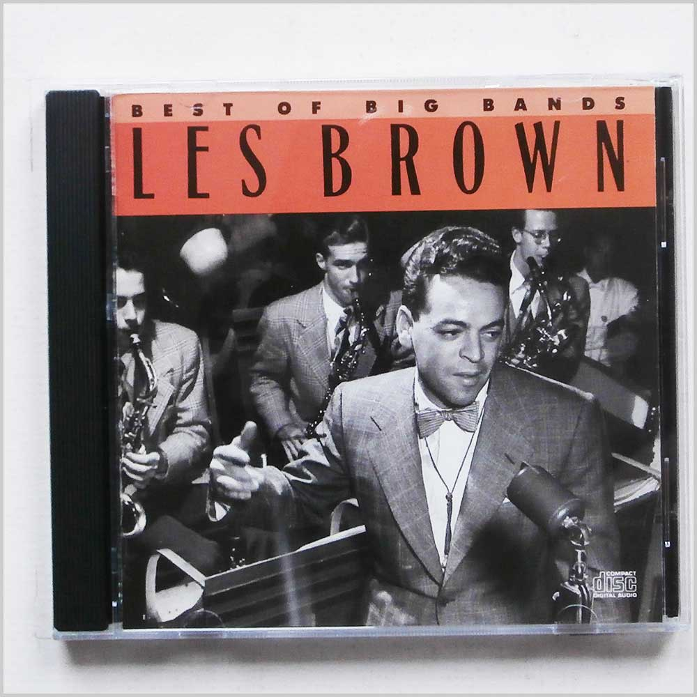 Les Brown - Best of Big Bands (74644534429)