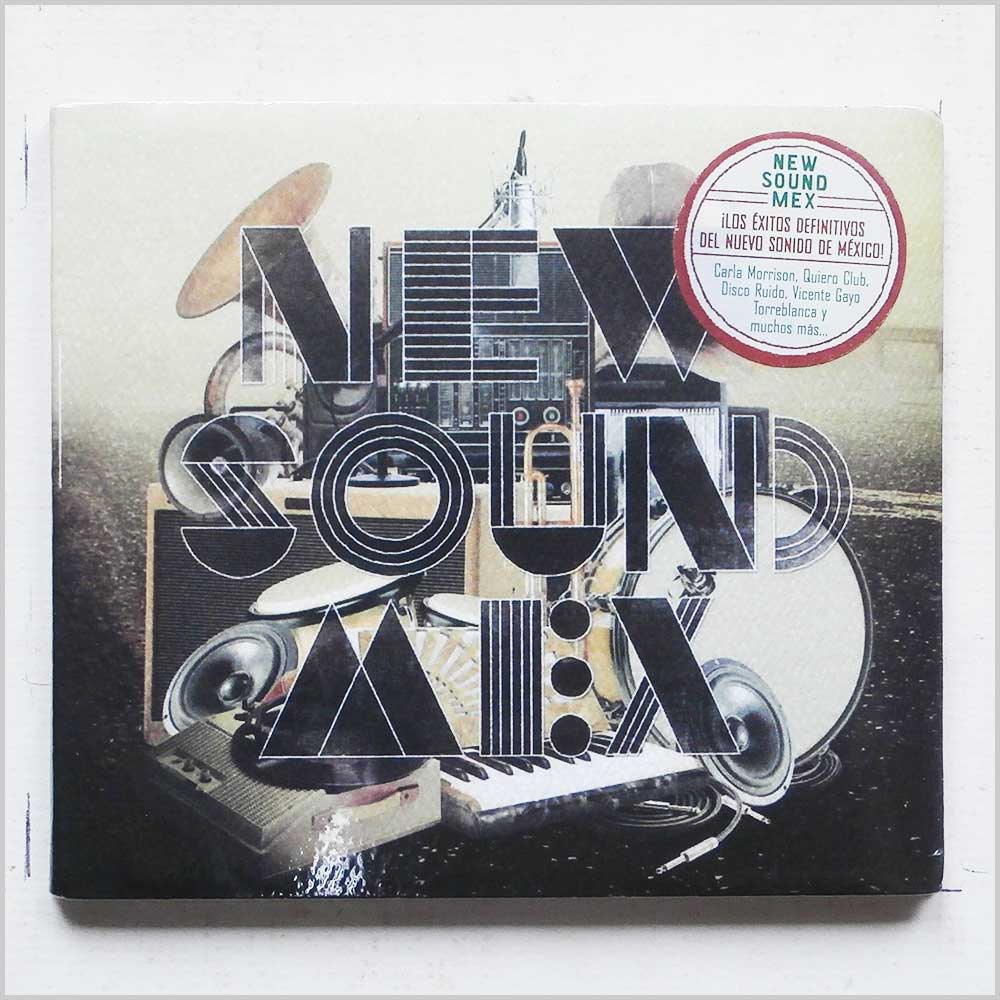 Various - New Sound Mex (7509848012112)