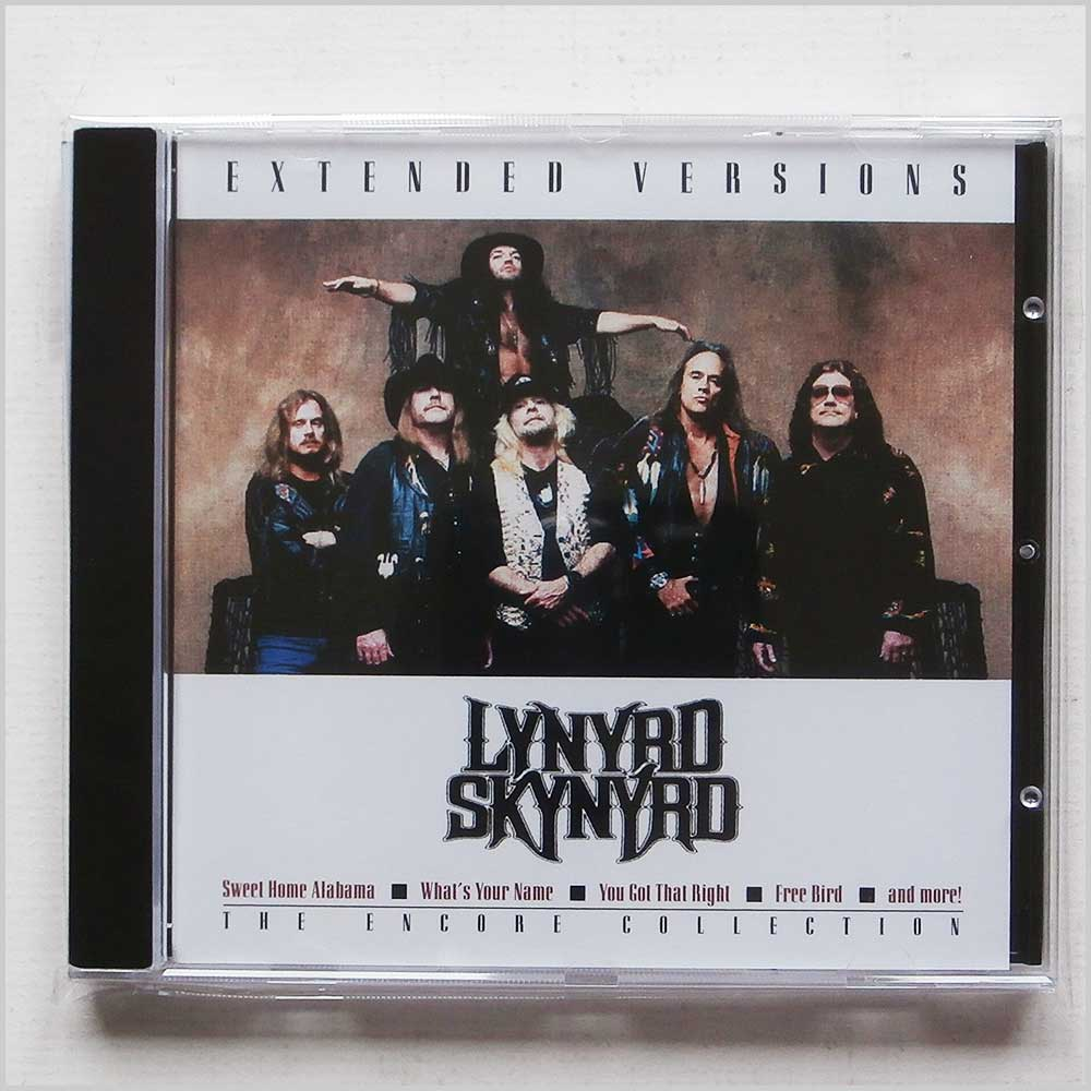 Lynyrd Skynyrd - Extended Versions: The Encore Collection (755174484520)