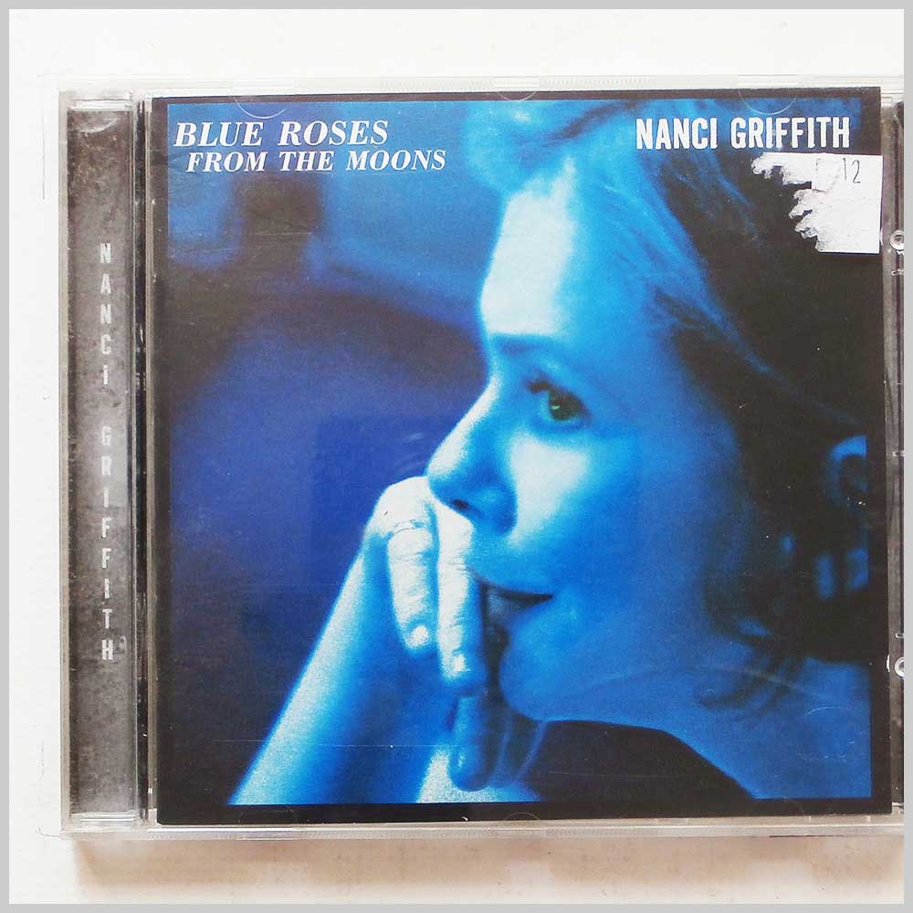 Nanci Griffith - Blue Roses from the Moons (75596201520)
