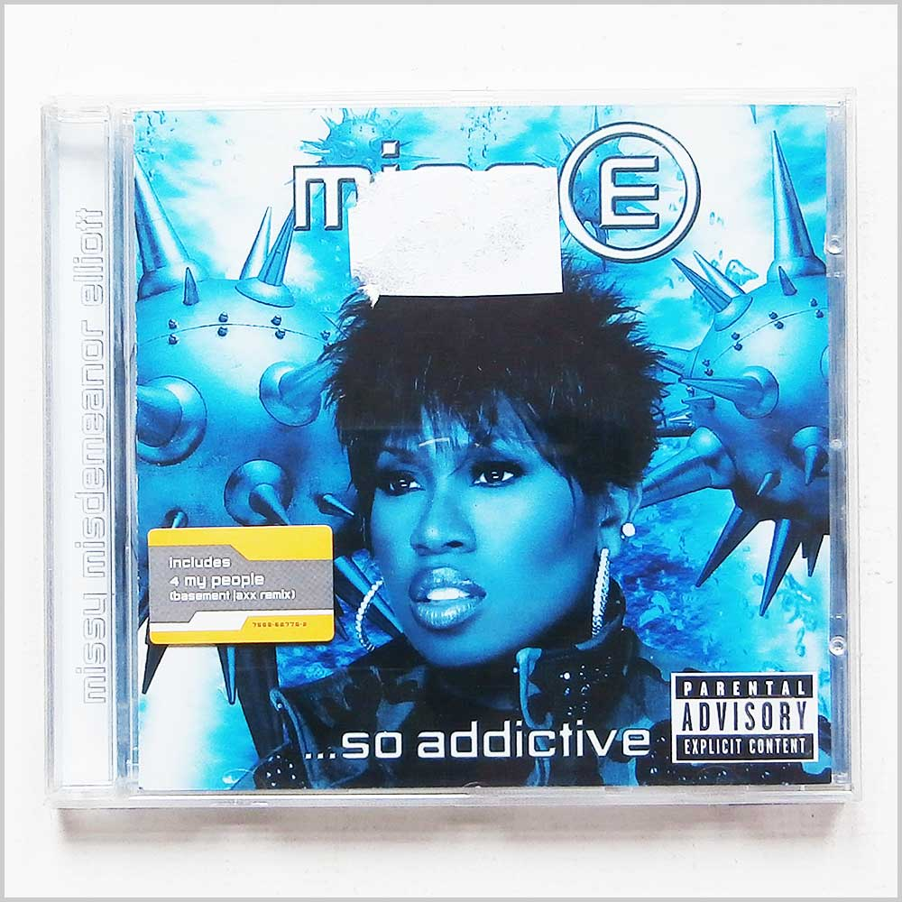 Missy Elliott - Miss E So Addictive (75596277525)