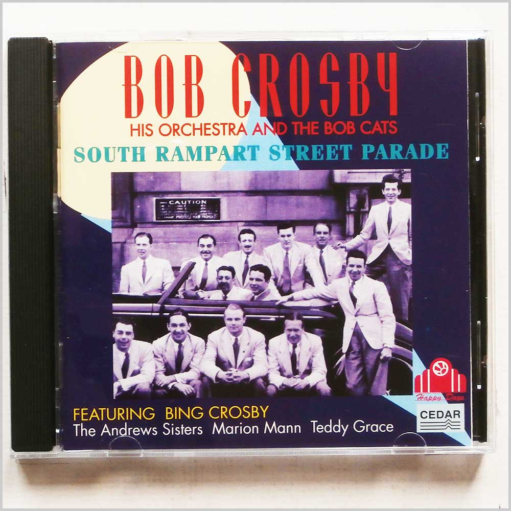 Bob Crosby, His Orchestra and The Bob Cats - South Rampart Street Parade (756055221920)