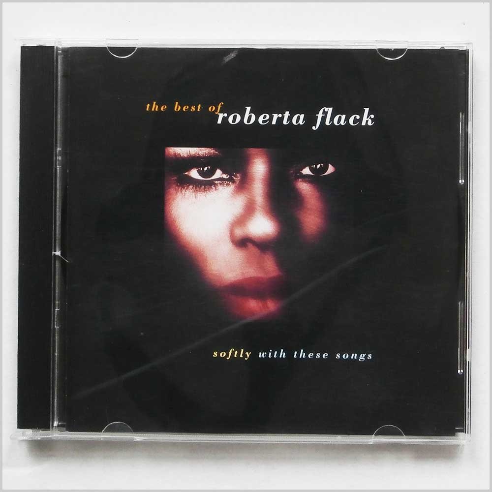 Roberta Flack - Softly With These Songs The Best of Roberta Flack (75678249822)