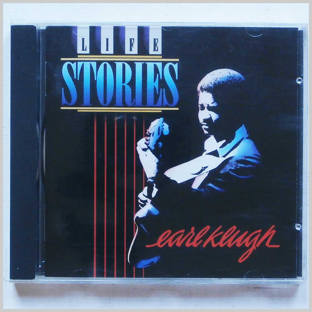 Earl Klugh - Life Stories (75992547826)
