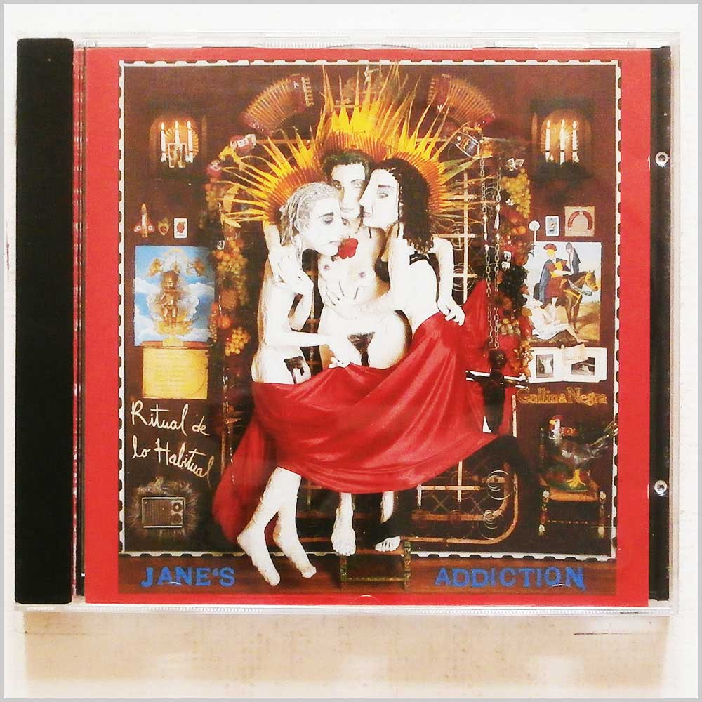 Jane's Addiction - Ritual De Lo Habitual (75992599320)