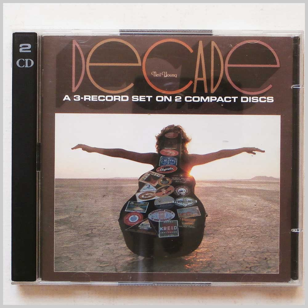 Neil Young - Decade (75992723329)