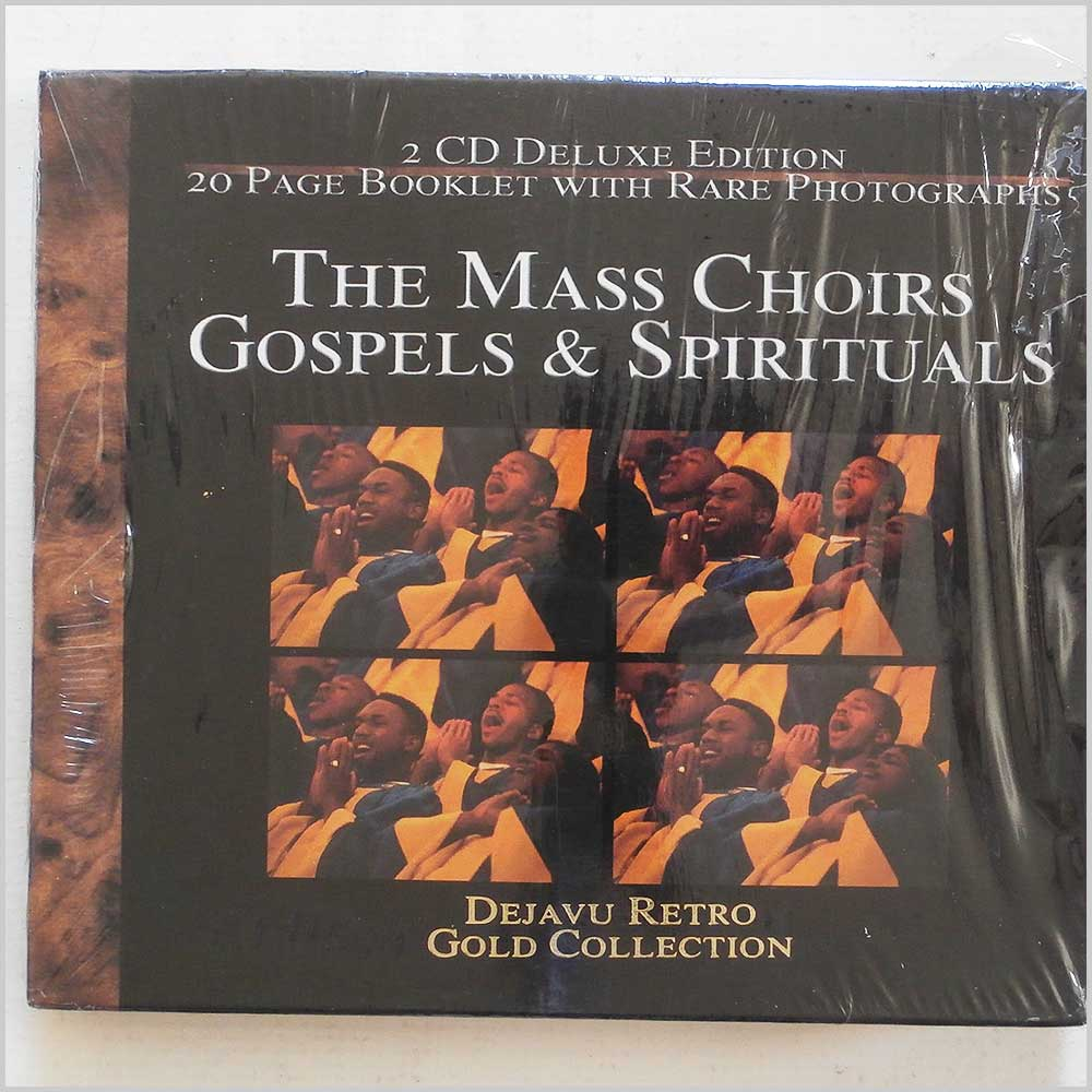 Various - The Massed Choirs Gospels and Spirituals (76119404626)