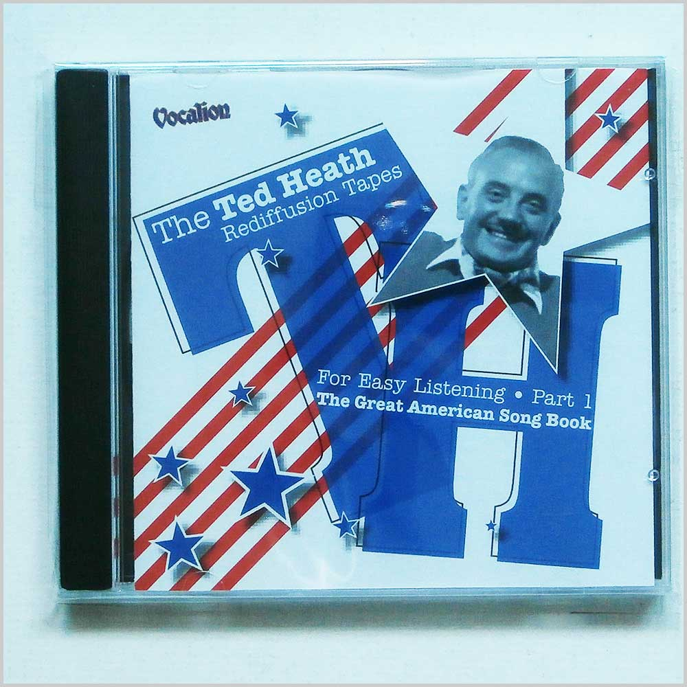Ted Heath - Easy Listening Part 1, The Great American Song Book (765387414528)