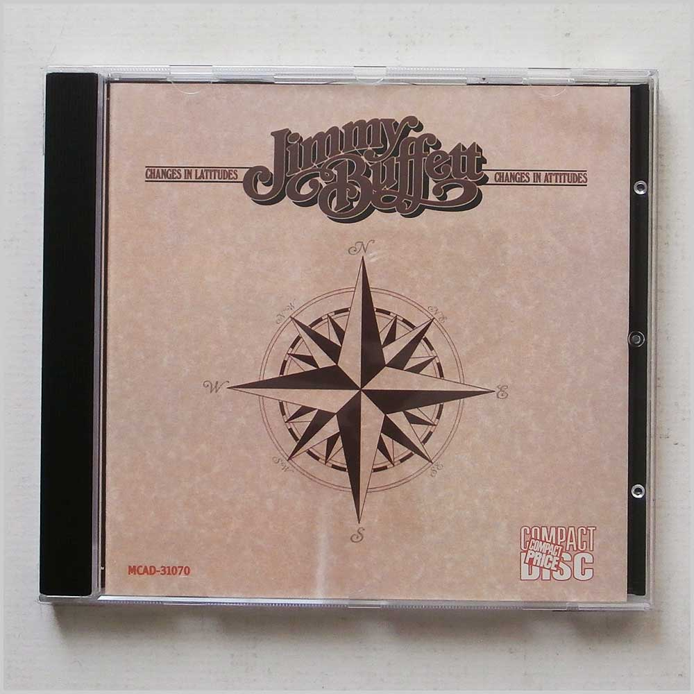Jimmy Buffett - Changes in Latitudes, Changes in Attitudes (76731107028)