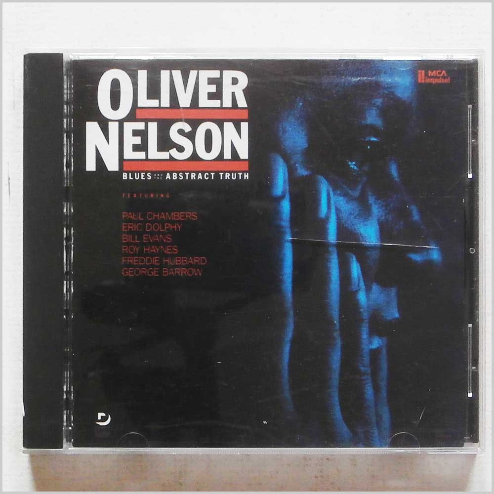 Oliver Nelson - Blues and The Abstract Truth (76732565926)
