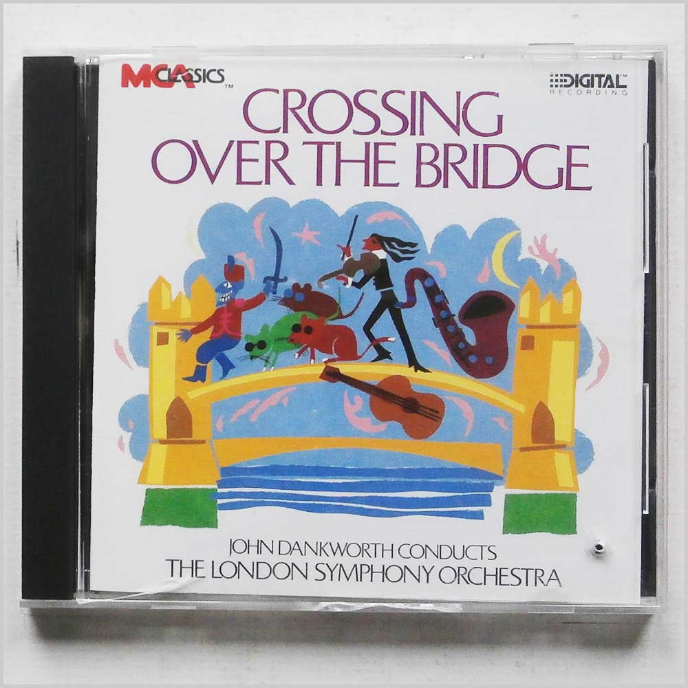 John Dankworth, London Symphony Orchestra - Crossing Over The Bridge (76732593226)