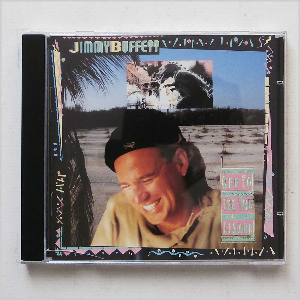 Jimmy Buffett - Off To See The Lizard (76732631423)