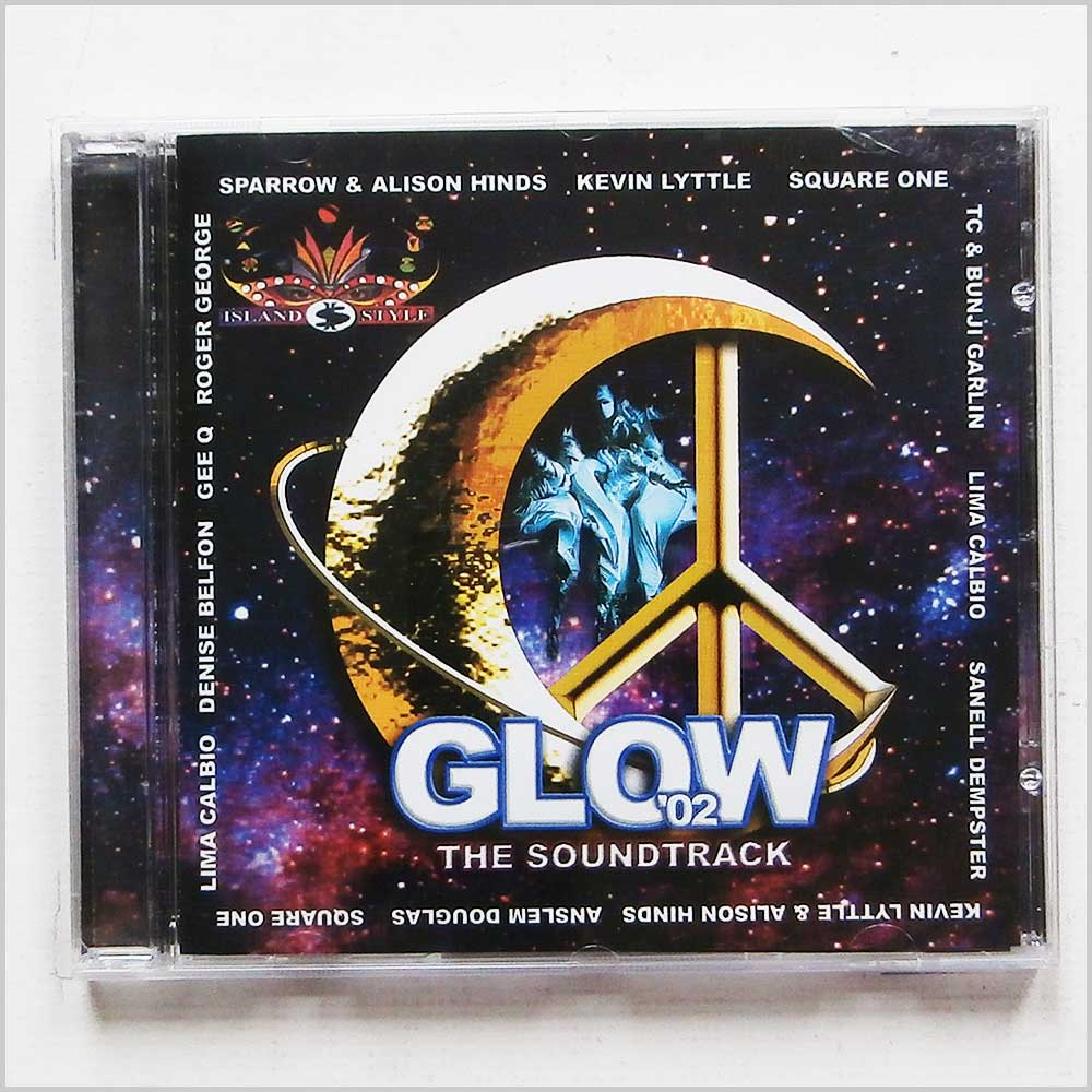 Various - Glow '02 The Soundtrack (776127175326)