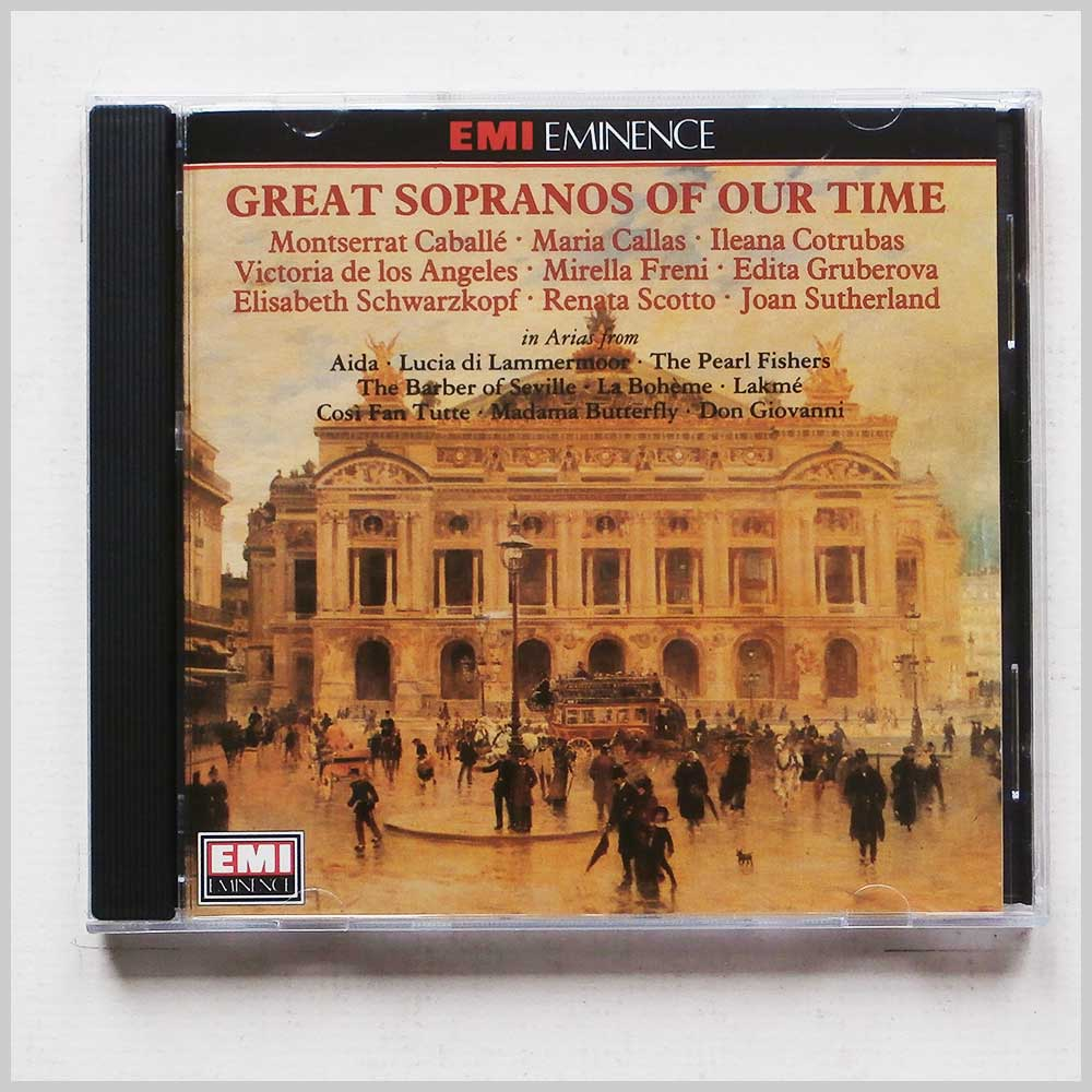 Various - Great Sopranos of Our Time (77776204024)