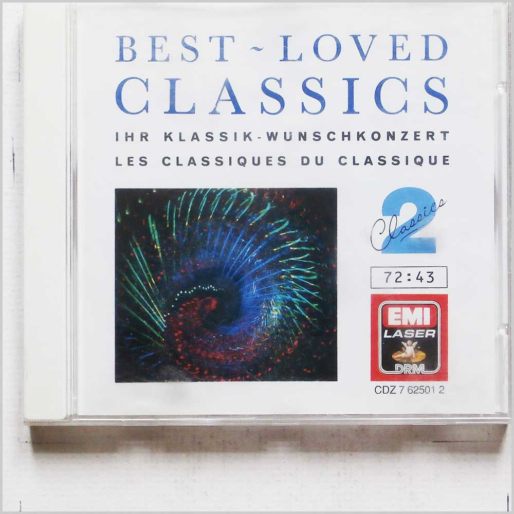 Various - Best Loved Classics 2 (77776250120)