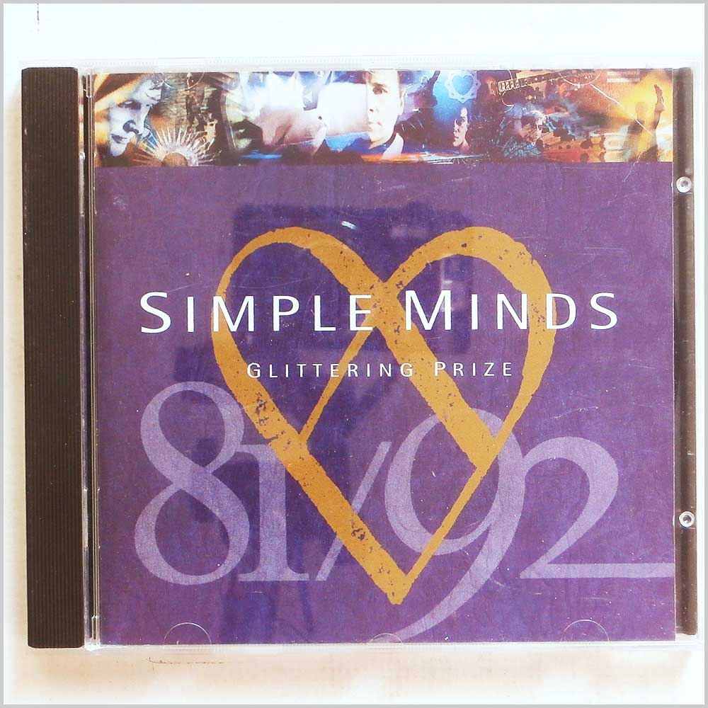 Simple Minds  - Glittering Prize 81/92 (77778648628)