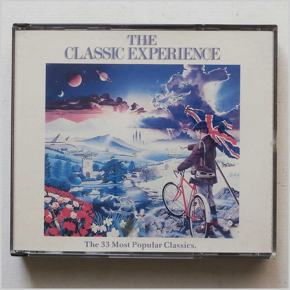 Various - The Classic Experience II (77779035328)