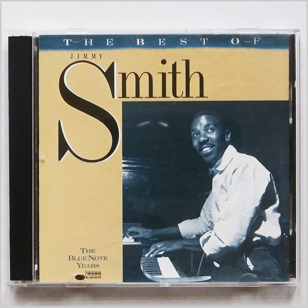 Jimmy Smith - The Best Of Jimmy Smith (The Blue Note Years) (77779114023)