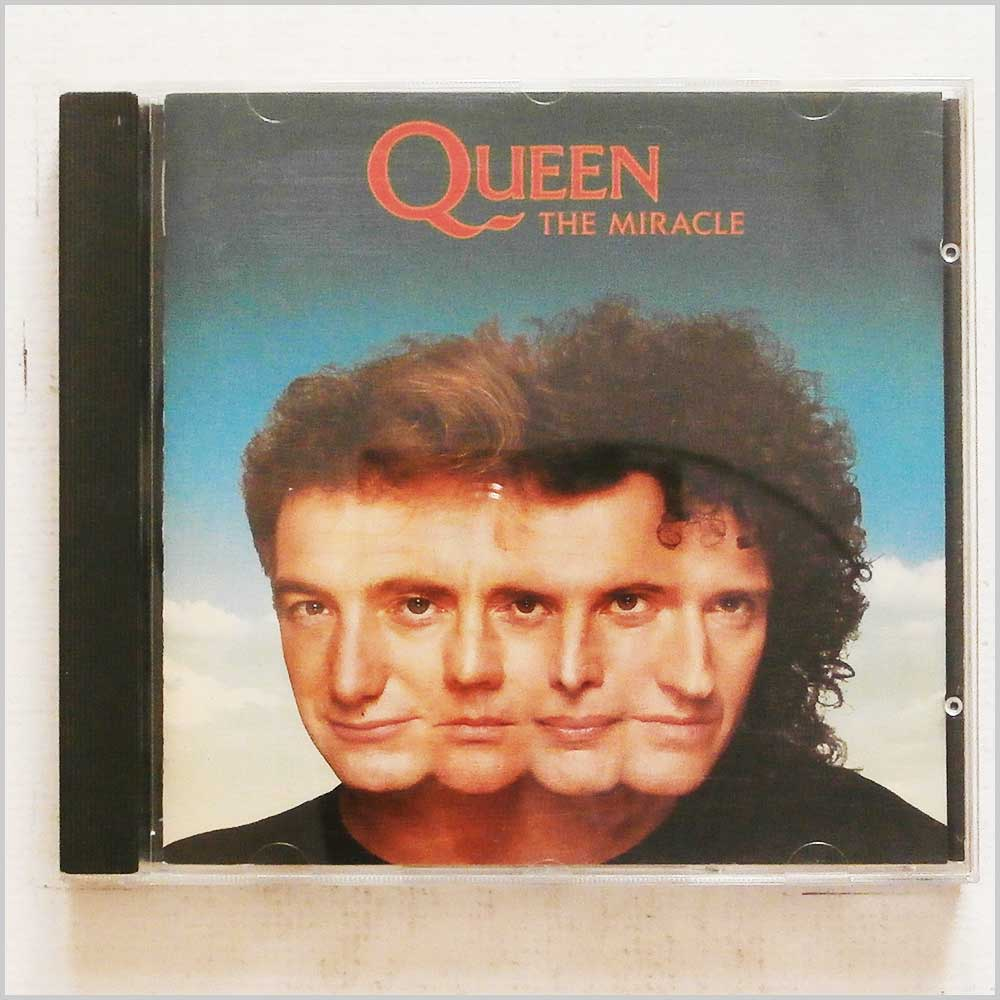 Queen - The Miracle (77779235728)