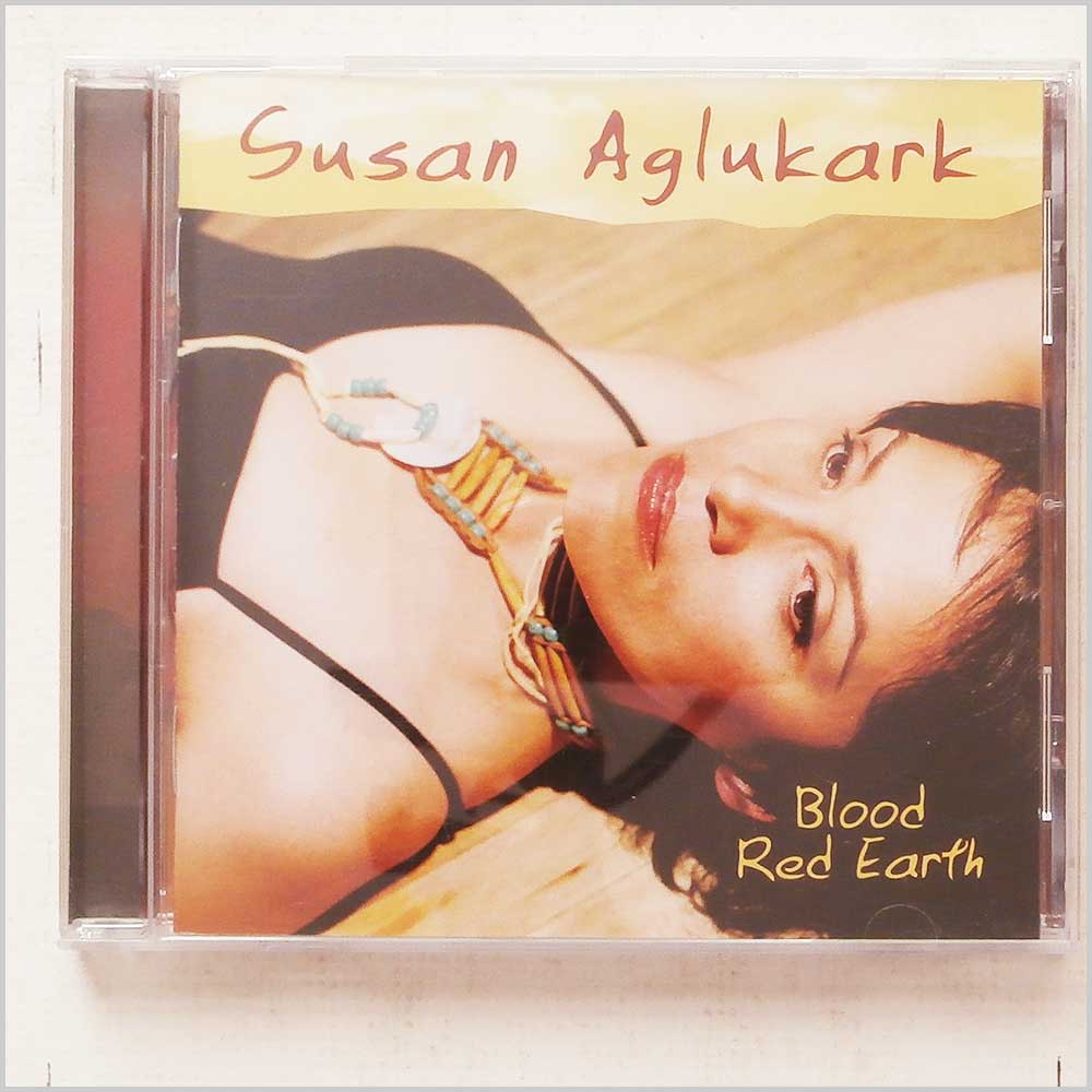 Susan Aglukark - Blood Red Earth (778505125626)