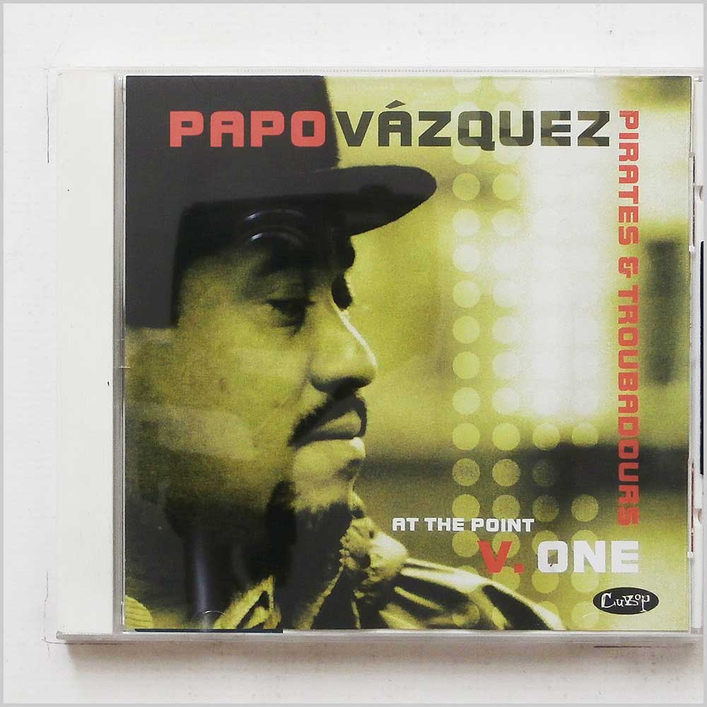 Papo Vazquez - At the Point Volume One (780661501527)