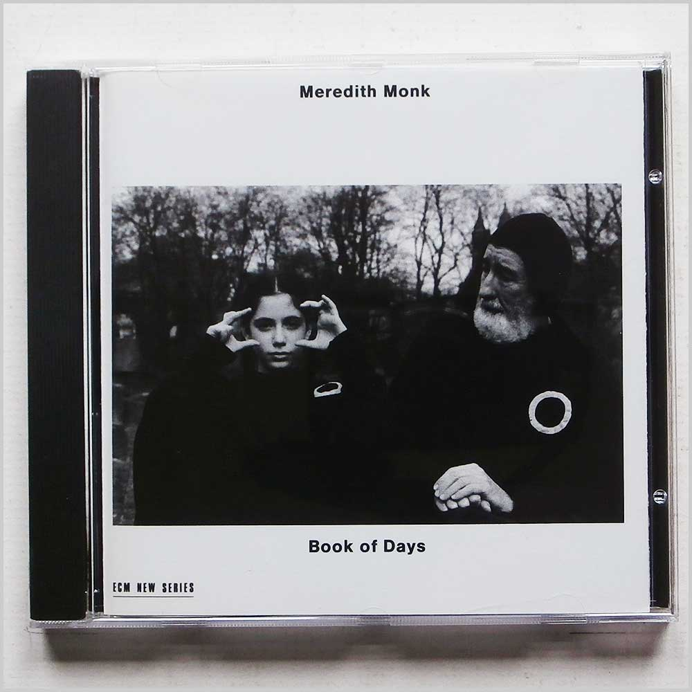 Meredith Monk - Book of Days (781182139923)